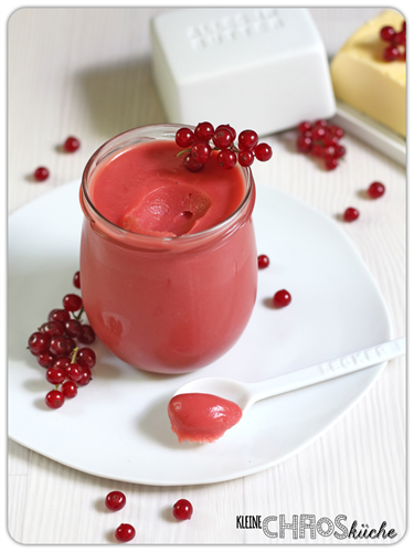 johannisbeer creme red currant curd