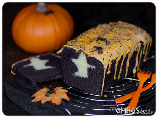 Halloween Kuchen Gespenst Ghost Cake