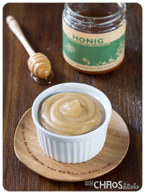 Honigbutter / honey butter /  Honig Butter